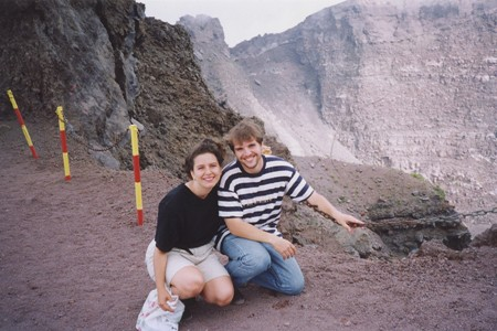 Vesuvius - small
