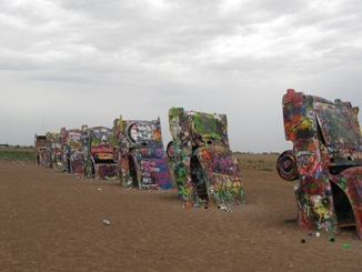 sm-Cadillac Ranch pix