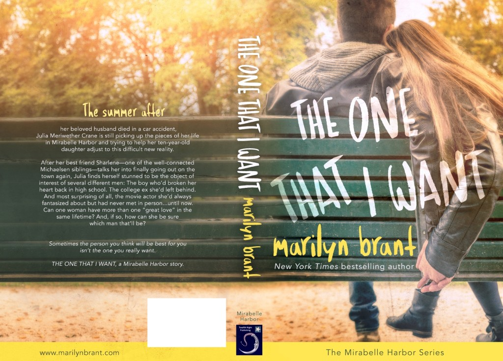 The One That I Want - the Mirabelle Harbor series